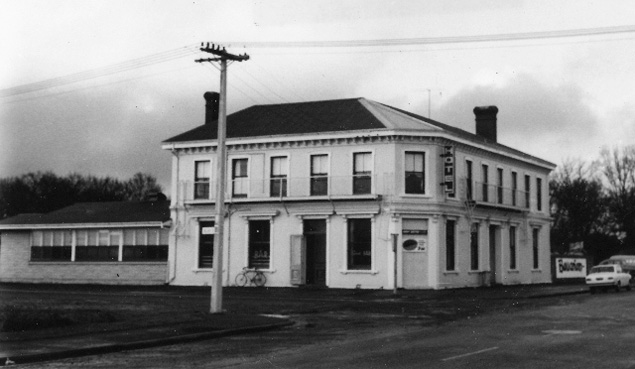Famous Grouse Hotel Lincoln, 1973