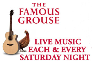 FAMOUS GROUSE MUSIC
